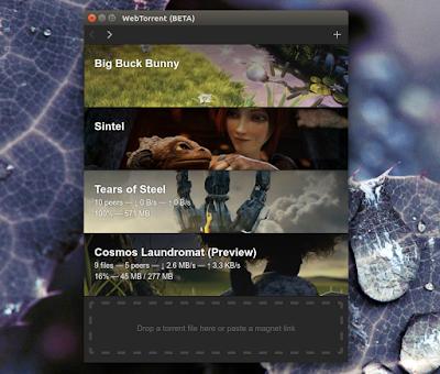 WebTorrent Desktop Ubuntu