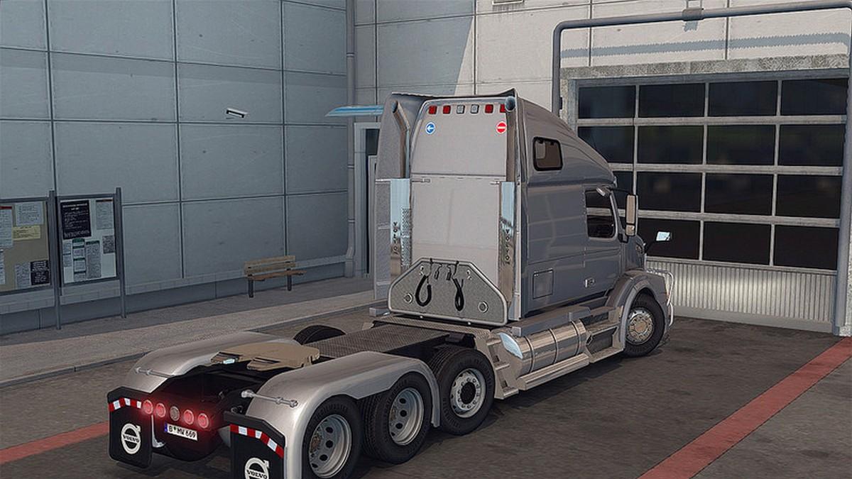 Volvo VNL670 by Aradeth v1.5.3 [ETS2]
