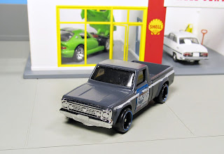 Hot Wheels REPU mazda pickup