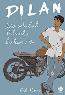 Novel Dilan 1990 Pidi Baiq