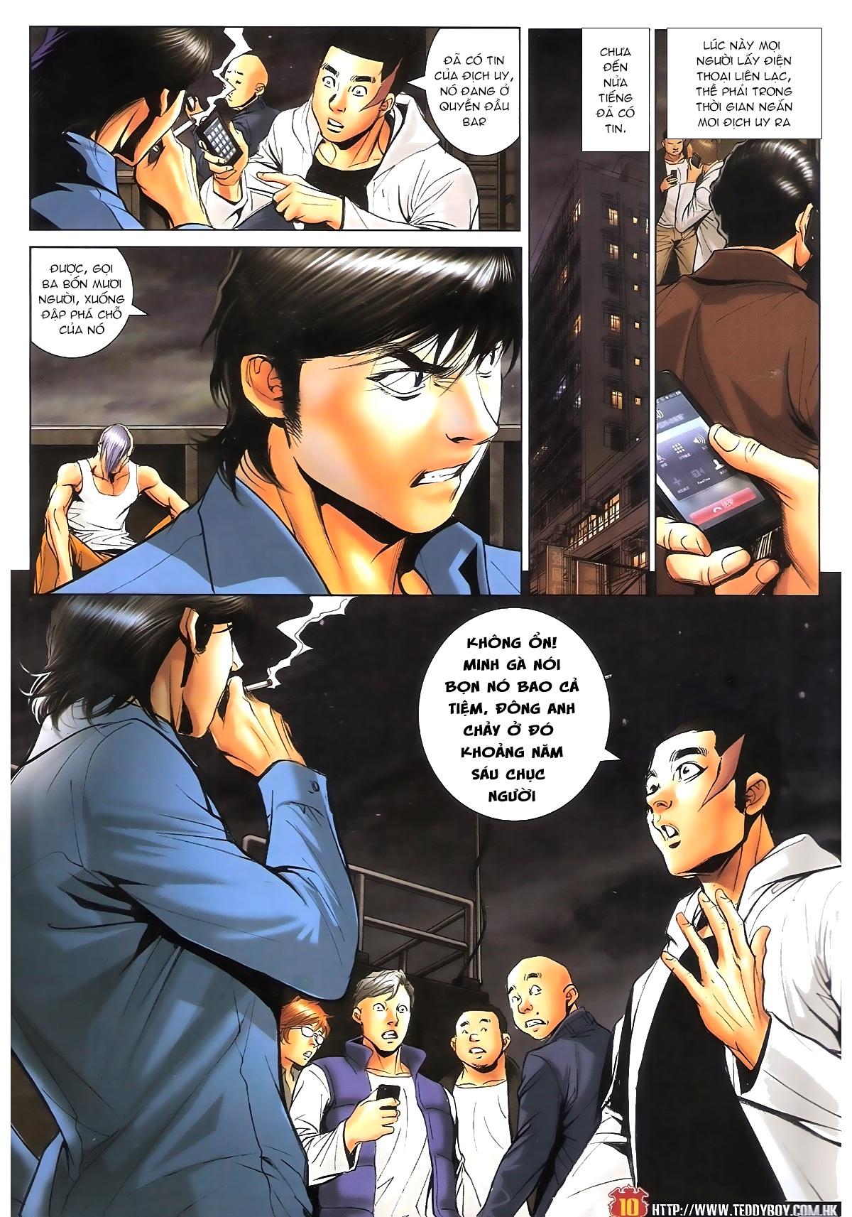 Người Trong Giang Hồ - Chapter 1597: Tắm máu Quyền Đầu Bar - Pic 7
