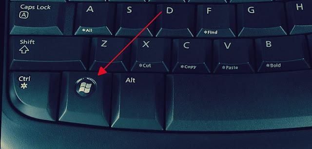 """16 فائدة لا تعرفها عن زر""""WIN"""" في لوحة مفاتيح حاسوبك"""