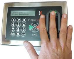 Control de accesos biometrico de venas del dedo