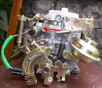 Cara Memperbaiki Karburator Mobil Susah Lansam