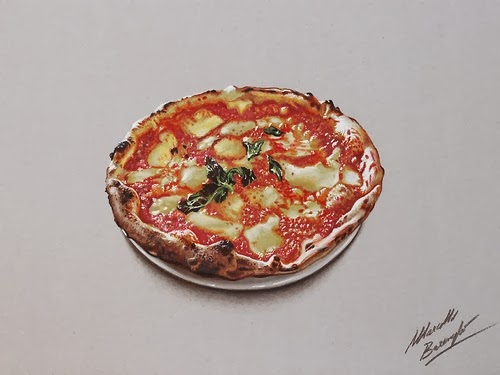 13-Pizza-Graphic-Designer-Illustrator-Marcello-Barenghi-Hyper-Realistic-Every-Day-Items-www-designstack-co