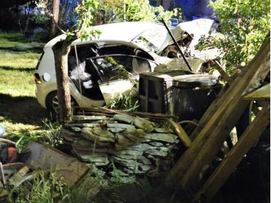 One Albanian dies and three injured in an tragic car accident in Rovergaro