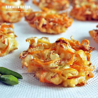 Image result for bakwan sayur crispy
