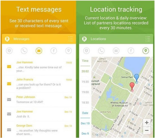 Cara Cegah Pacar Selingkuh Menggunakan Couple Tracker