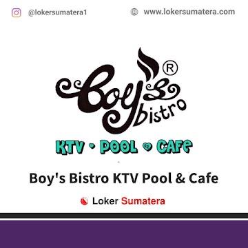Lowongan Kerja Pekanbaru, Boy's Bistro KTV Pool & Cafe Juni 2021