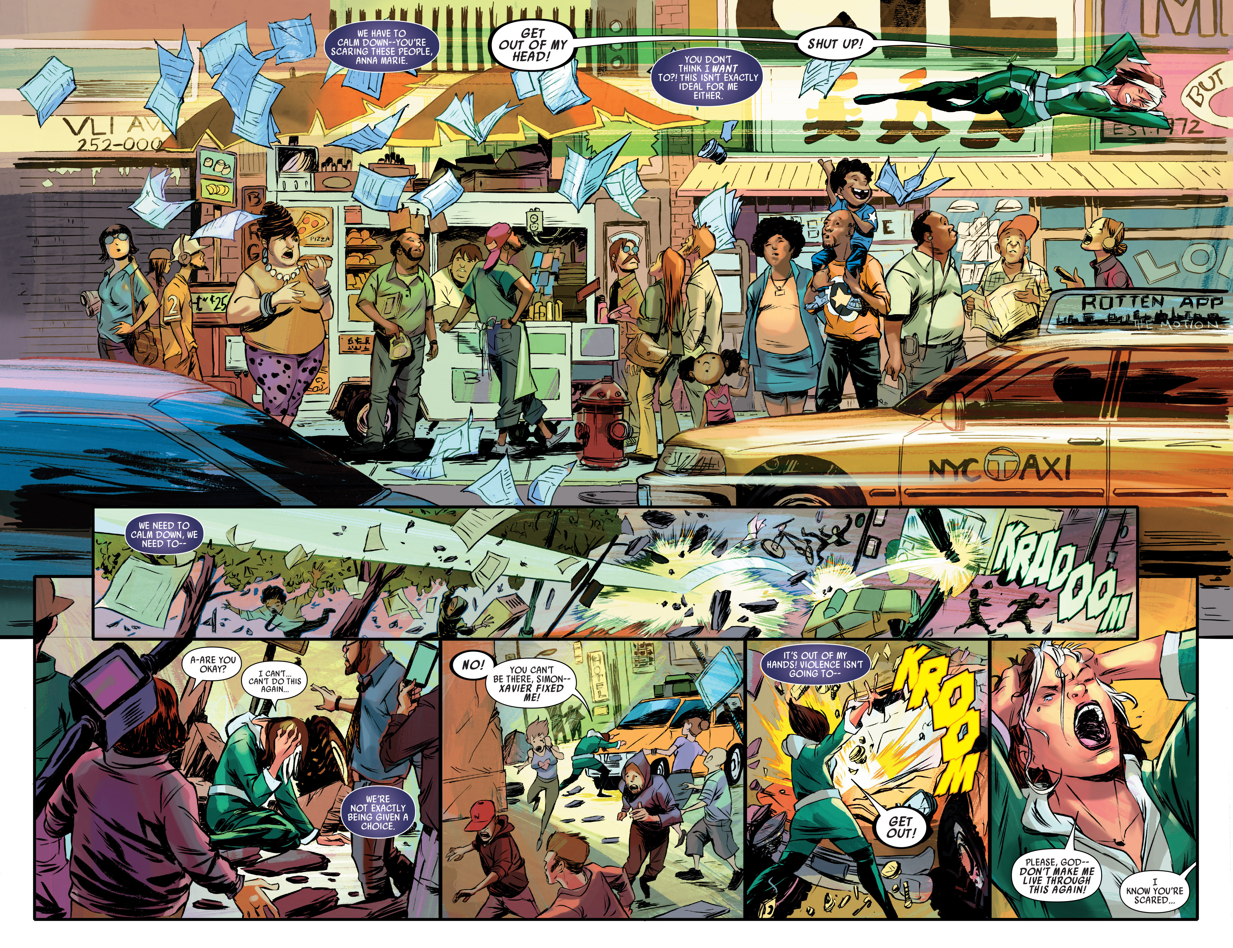 Read online Uncanny Avengers (2012) comic -  Issue #23 - 11