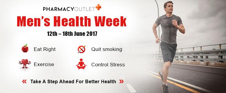 International Men's Health Week 2017