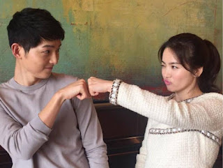 Song Joong Ki ve Song Hye Kyo'
