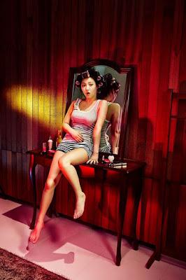 merupakan girlband asal Korea Selatan yang terdiri dari  Profil, Biodata, Fakta MISS A