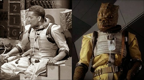 bossk suit doctor who star wars RAF