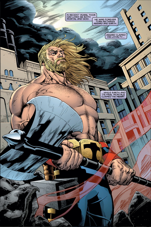 Thor (1998) Issue #50 #51 - English 8