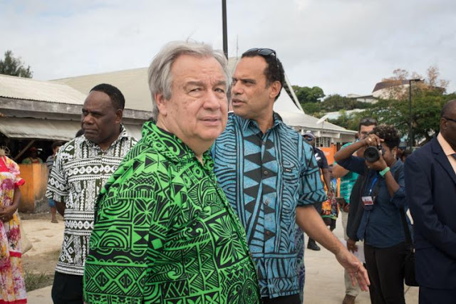 Gerakan Transformasi Oseania Serukan untuk Intervensi PBB di West Papua