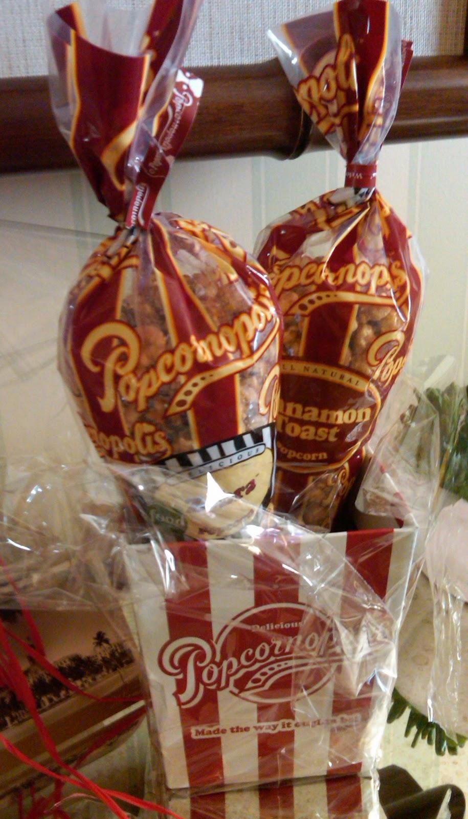Goodie Goodie Gluten-Free: Popcornopolis