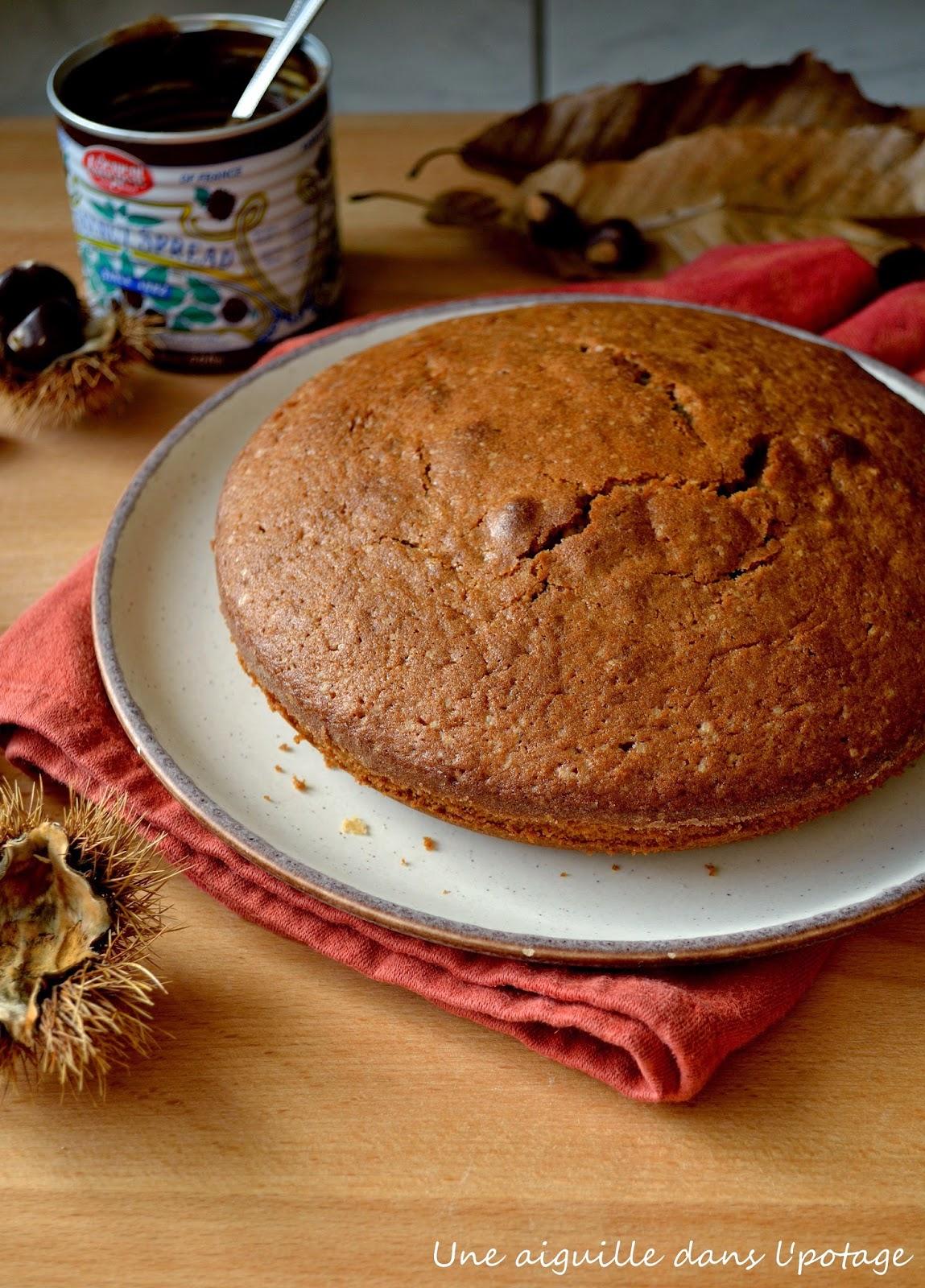 Gâteau-ardéchois-marron