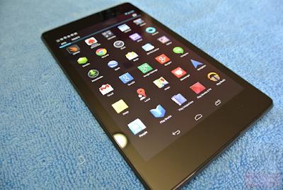 chỉ thay màn hình Nexus 7 uy tín
