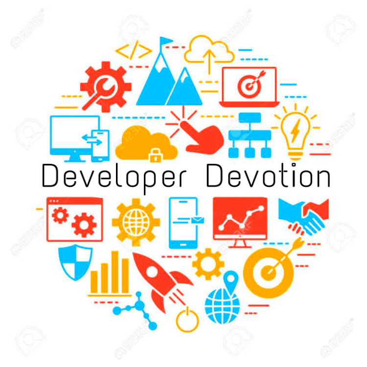 DEVELOPER DEVOTION APPLICATION