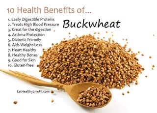 Image result for buckwheat health benefits