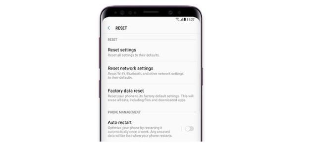 Cara Mengatasi Masalah Panggilan Wi-Fi Samsung Galaxy S9/S9+ 3