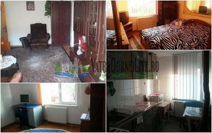 ANUNȚ : Închiriez apartament cu 3 camere