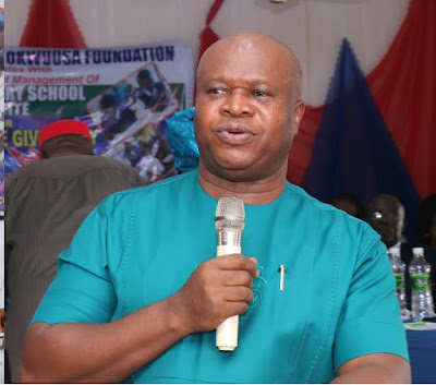 Quality Education a panacea for human development – Sir Azuka Okwuosa