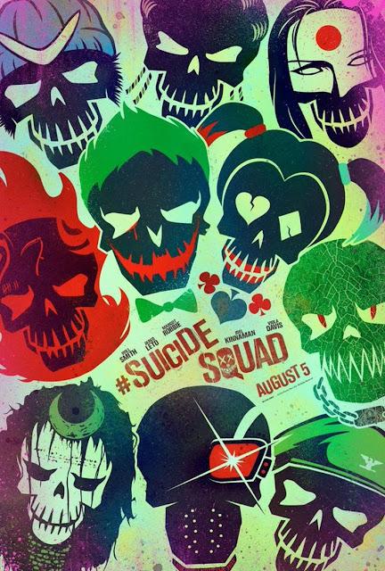 Assistir Esquadrão Suicida - Dublado HD 720p