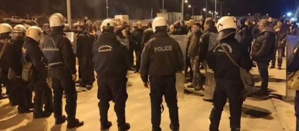 """Επίθεση αστυνομικών στην ηγεσία της ΕΛ.ΑΣ: «Έστειλαν τους συναδέλφους μας σε """"πόλεμο""""»"""
