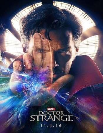 Poster Of Doctor Strange 2016 English 700MB CAMRip x264 Free Download Watch Online downloadhub.net