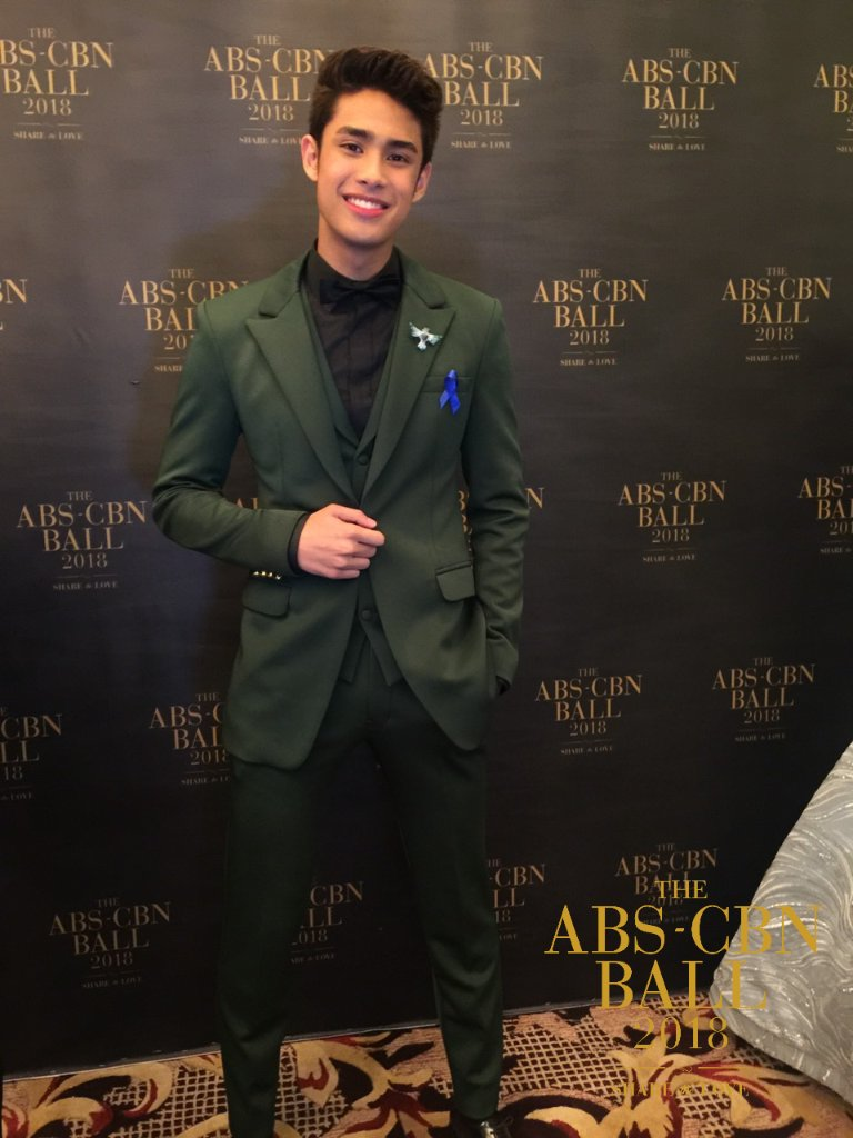 Donny Pangilinan ABS-CBN Ball 2018
