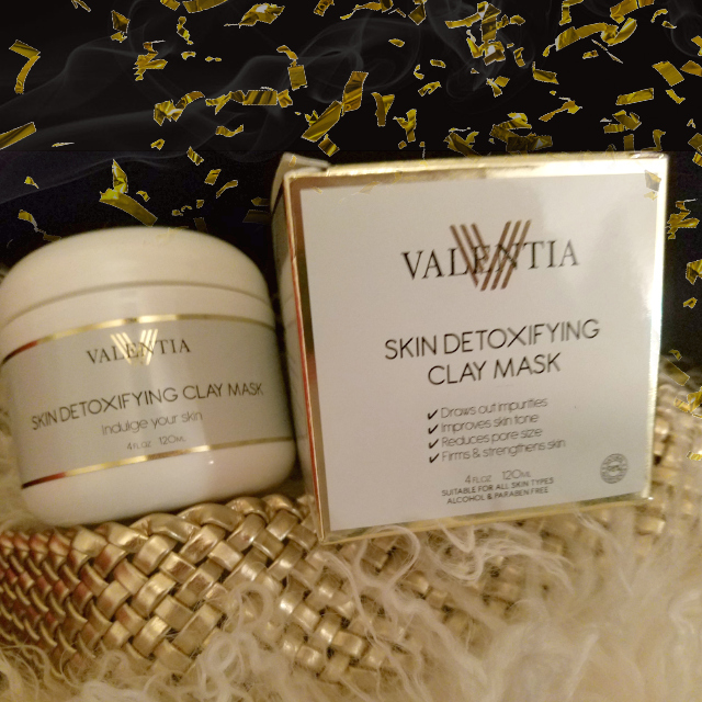 Valentia Skin Detoxifying Clay Mask Review By Barbies Beauty Bits