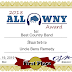 2018 ALL WNY AWARD: Best Country Band: Uncle Ben's Remedy