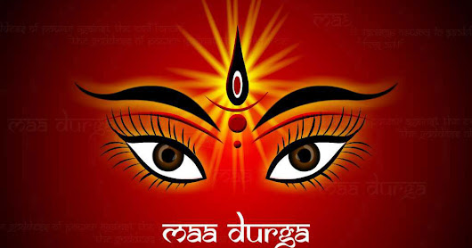 2016 Latest Maa Durga Eyes Wallpapers & Photos For Your Devices
