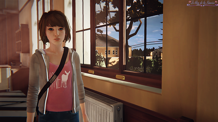 LIFE IS STRANGE JEU VIDEO BLOG NIMOISE NIMES 02