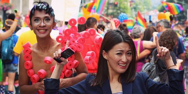 Dana berlimpah untuk LGBT Indonesia dan 3 negara asian lainnya