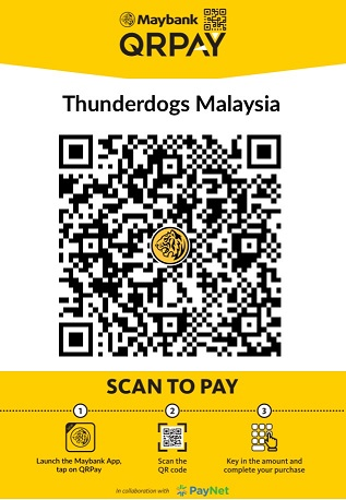 THUNDERDOGS QRPAY