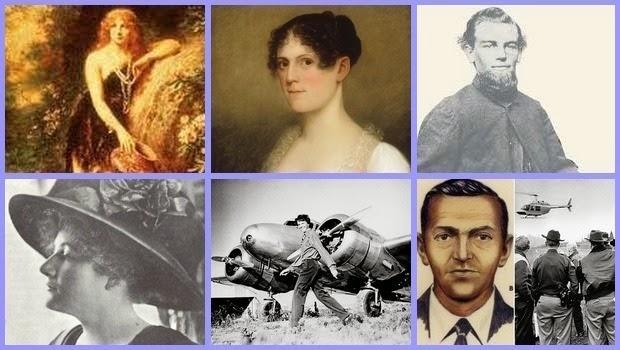 Enam Manusia yang Hilang Paling Misterius di Dunia