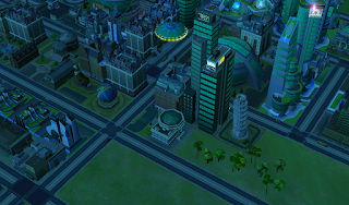 Game SimCity Buildit!! Jadilah Walikota Dan Bangun Kota Terindahmu.