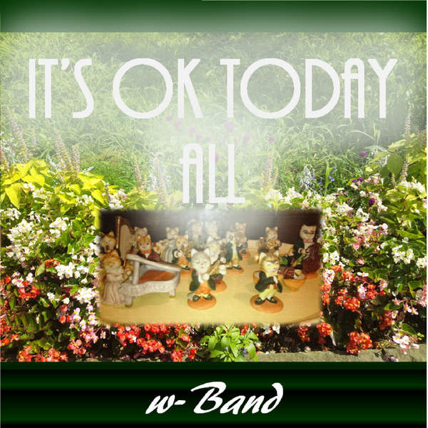 [Single] W-Band – It's OK today all (2015.12.29/MP3/RAR)