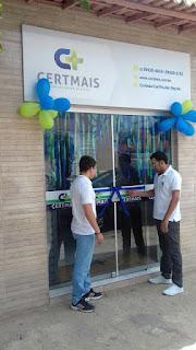 CERTMAIS inaugura conversão de Posto de Atendimento (PA) para Instalação Técnica Secundária (ITS)
