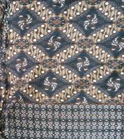 Kain Batik Prima 0030 Coklat