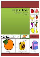 Pelajaran Bahasa Inggris - English Book Elementary School Grade 1