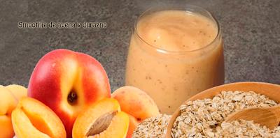 Receta de Smoothie de avena y durazno✅Un smoothie cargado de deliciosos sabores y nutritivos ingredientes que te ayudará a empezar el día de la mejor manera.