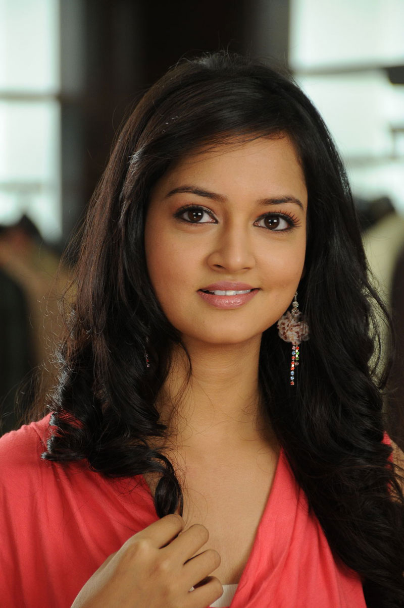 Lovely Heroine Sanvi Cute Photos New Stills