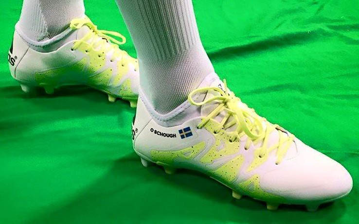 White Adidas X 15.1 Women s Boots Released - Footy Headlines aa2ddf1893