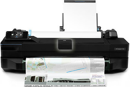 Descargar Impresora Driver HP DesignJet T120
