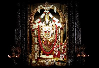 Wonderful Idol Of Lord Venkateswara