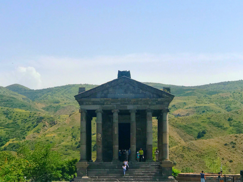 Visit Garni, The Only Pagan Temple in Armenia
